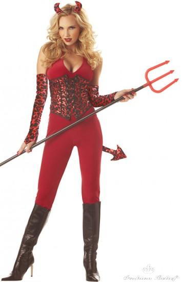 she-devil costume