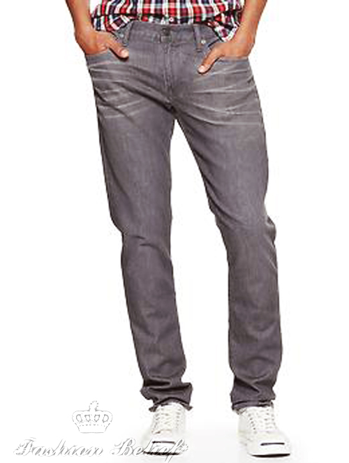 1969 super skinny fit jeans (blaze wash) - blaze