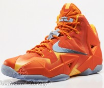 Latest trend in basketball shoes