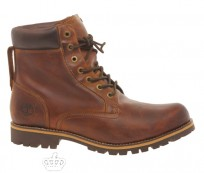 Latest trends in men's leather boots