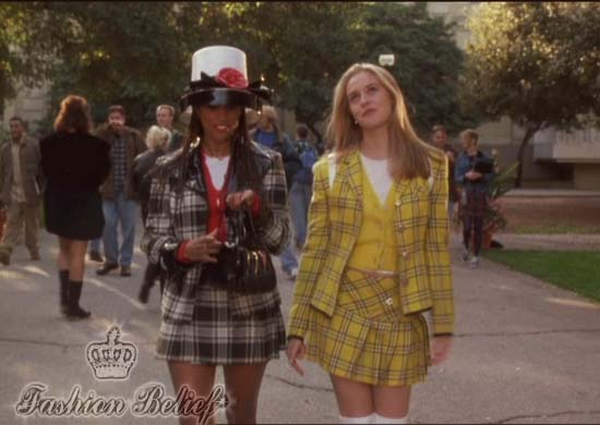 Preppy style in the 90s and today fashion belief Test for fashion style
