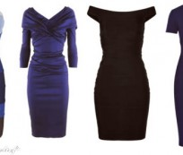 Trendy dresses for curvy women
