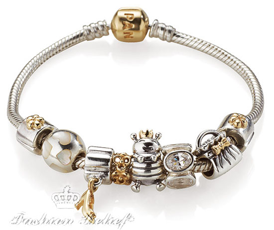 pandora bracelets design ideas