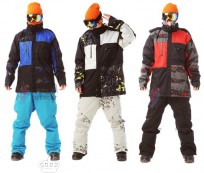 Trendy ski wear for men