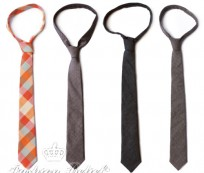 Trendy ties for men