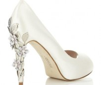 How to choose the perfect shoes for the bride