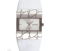 Trendy women's watches in white