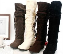 Nubuck Boots for Women