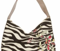Stylish women's accessories from Ed Hardy