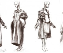 Fashion sketching tips for beginners