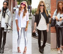 Ideas how to wear leggings
