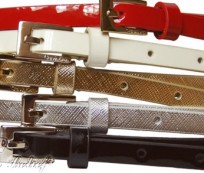 Trendy belts for this winter