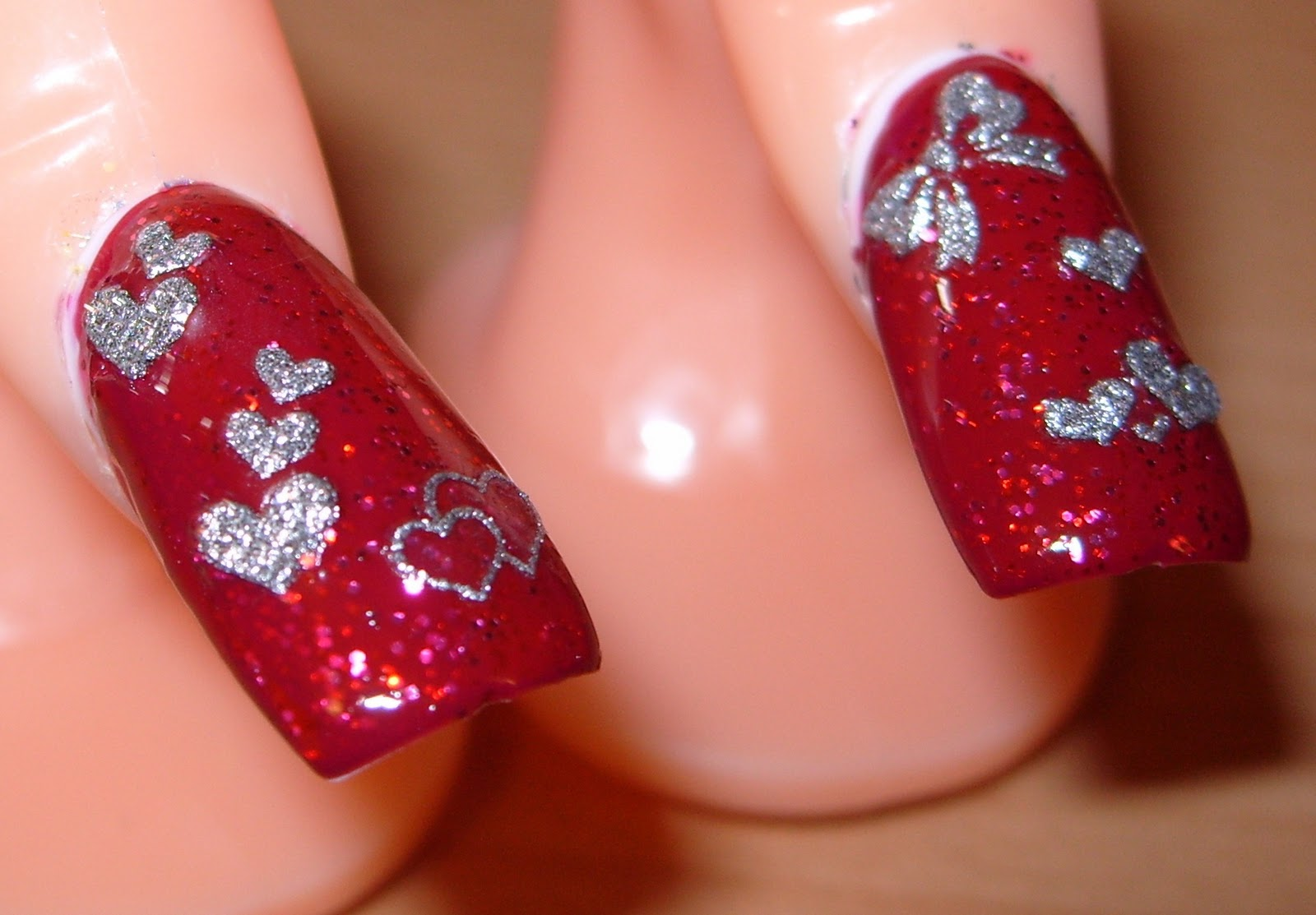 rednailart  Fashion Belief