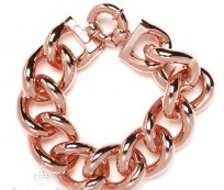 Rose gold jewelry for women