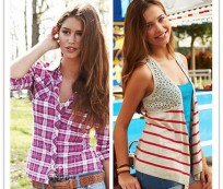 Trendy clothing style for teens