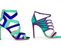 Trendy women's shoes for spring / summer 2014