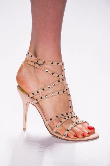 Monique Lhuillier shoes