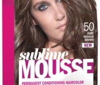 Color mousse – the easiest way to dye your hair
