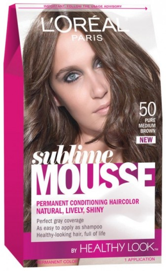 Color mousse the easiest way to dye your hair fashion belief with color mousse dying your hair can be fun simply apply it like you do with shampoo color mousse doesnt irritate the skin on your head solutioingenieria Images