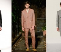 Men's wardrobe essentials for spring 2014