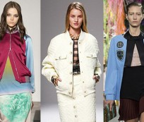Trendy women's jackets for spring 2014