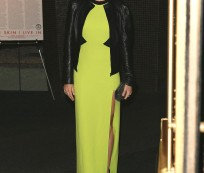 Neon Yellow Dress for the Spring