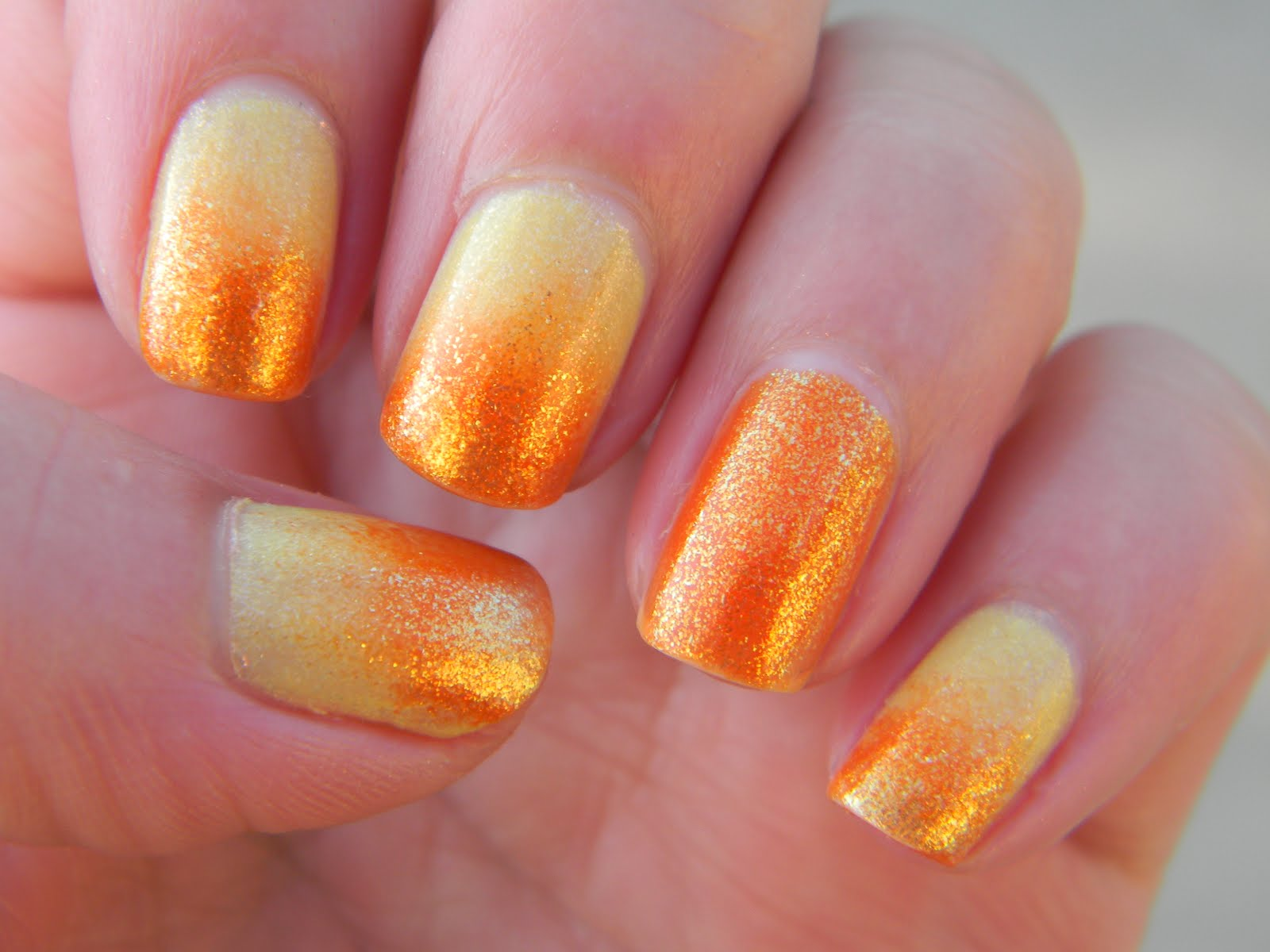 Orange gold nail art kawaii nail art nails inc in style candy view images nail designs orange and gold art prinsesfo Image collections