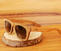 Sunglasses with Wooden Frames