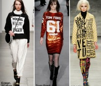 Top Trends in Designer Clothing for Spring 2014