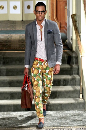 Michael Bastien pants