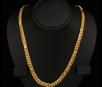 Men's Jewelry – A Gold Necklace