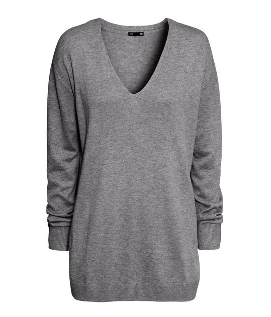 Grey-pullover-combination-for-autumn-2